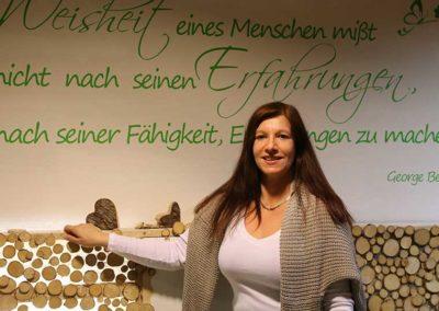 Galerie Der rollende Zeh, Inhaberin Sabine Krause